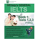 GEHelp's General IELTS Book 1: Tests, 1, 2, 3 (Test Book)