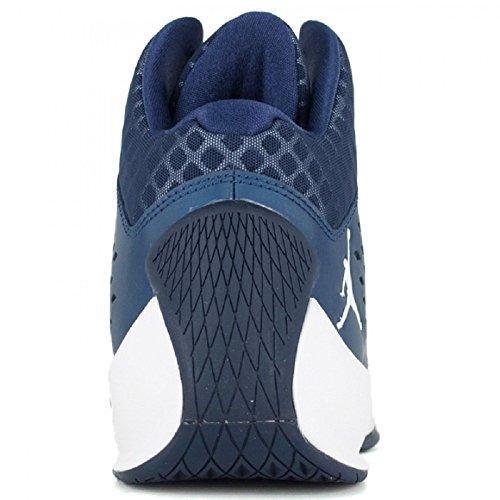 Nike Air Max Command Leather Schuh Dunkelblau Weiß 43