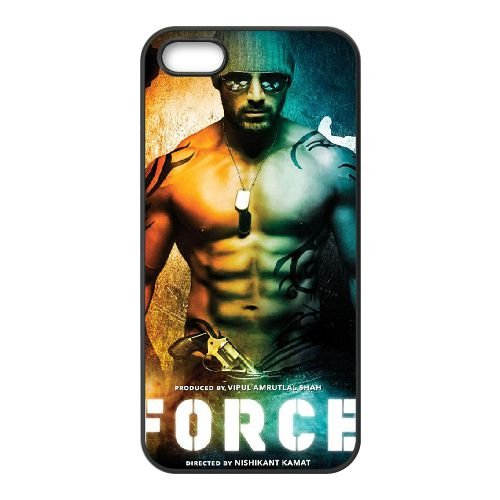 Force 2011 Hindi Movie Normal coque iPhone 4 4S cellulaire cas coque de téléphone cas téléphone cellulaire noir couvercle EEEXLKNBC25101