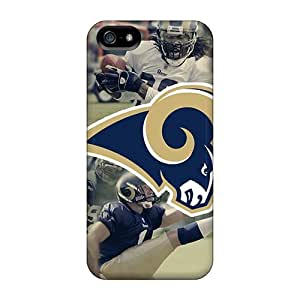 Iphone 5/5s BVD14290BSXy Customized High Resolution St. Louis Rams Skin Protective Phone Covers -JasonPelletier