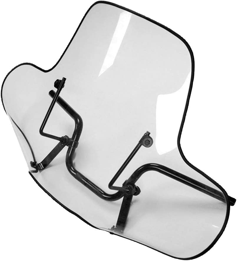 QuadWorks Kawasaki ATV HD Replacement Seat Cover Black 360 PRAIRE 30-23603-01