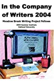 In the Company of Writers 2004, Ronald Sudol, 059539163X