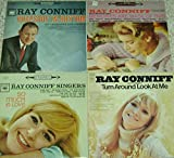 RAY CONNIFF [8 Album Vinyl Lot] After The Lovin, So Much In Love, Rhapsody In Rhythm, Turn Around Look At Me, Memories Are Made Of This, I Can See Clearly Now, Say It With Music & Honey