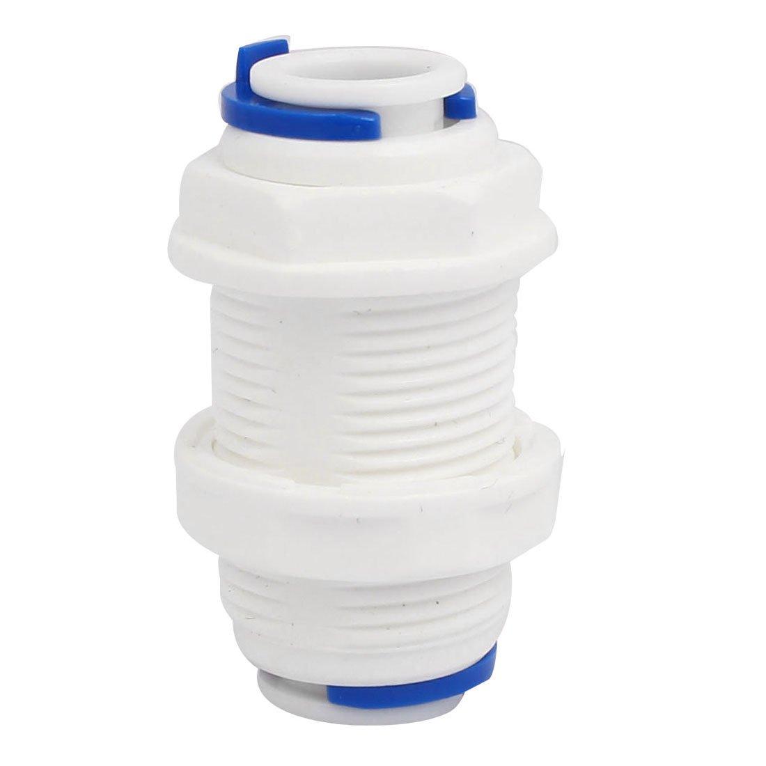 """1//4/"""" Rotazione tubo x M20 filettatura femmina Veloce connettore 5pz per acqua RO"""