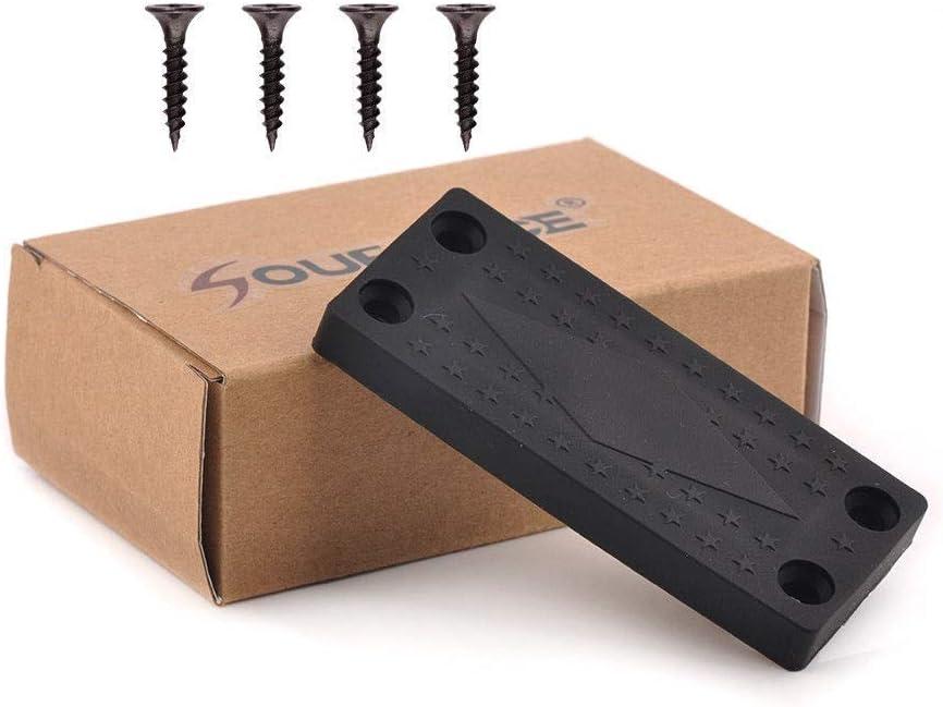 XFC-QGD, Estados Unidos 43 Lbs con Soporte magnético Recubierto de Goma Suave del Arma imán Monta Fit Arma de la Pistola hogar del Coche de Montaje en Pared Pistola de Accesorios