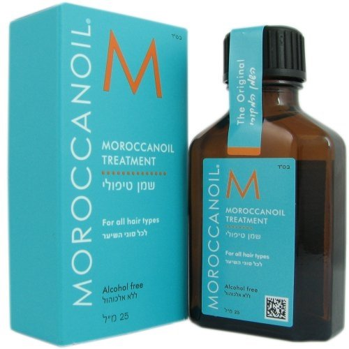 Moroccan Oil Treatment (0.85 Oz.) - Oil for Damaged Hair - Infused with Antioxidant Argan Oil. Moroccan Hair Oil Treatment