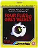 Four Flies on Grey Velvet [Blu-ray]