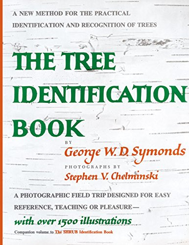 Tree Identification Book : A New Method for the Practical Identification and Recognition of Trees (Tree Antique)