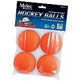 Mylec Pack of 4 Orange Warm Weather Balls