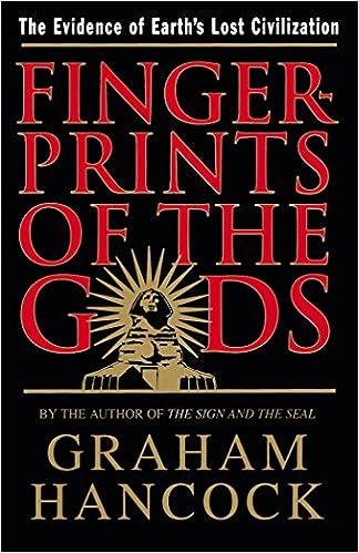 Fingerprints of the Gods: The Evidence of Earths Lost Civilization: Amazon.es: Graham Hancock: Libros en idiomas extranjeros