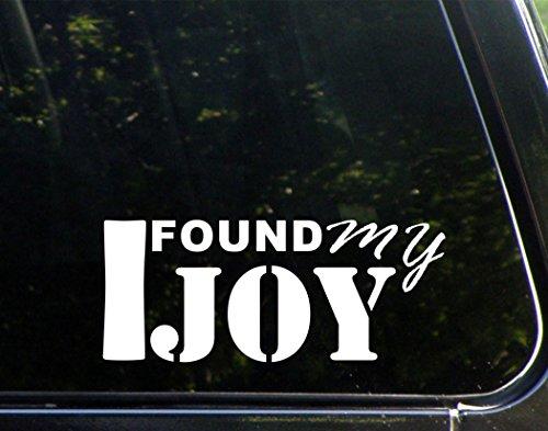 - I Found My Joy (9