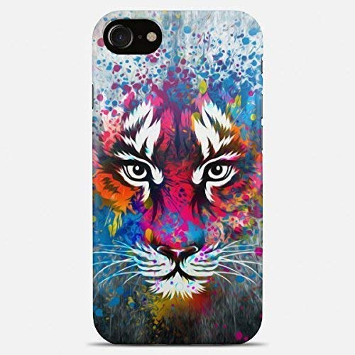 Inspired by Tiger phone case tiger iPhone case 7 plus X XR XS Max 8 6 6s 5  5s se tiger Samsung galaxy case s9 s9 Plus note 8 s8 s7 edge ... a2c8a1054b4