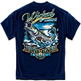Wicked Fish - Striped Bass - T-Shirt