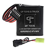 HOSIM RC Cars 800mAh Li-ion Rechargeable Battery for GPTOYS S911 S912 RC Cars High Speed Truck Accessory Supplies