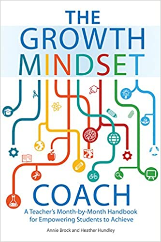 amazon com the growth mindset coach a teacher s month by month