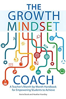 Growth Mindset Coach Month Month ebook product image