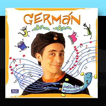 Germán Chan Chan - Patineta Supermusical - Amazon.com Music