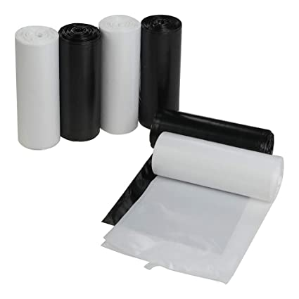 Vareone - Bolsas de Basura (30 L, 25 Unidades), Color Blanco ...