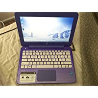 Blue HP Stream 11 Notebook