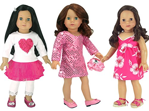 3 Pink Doll - 4