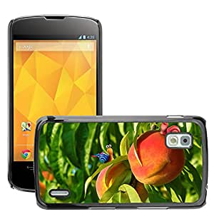 Negro Duro Carcasa Case//m00052469Turbo Creative Aero 2013Snail//LG Nexus 4