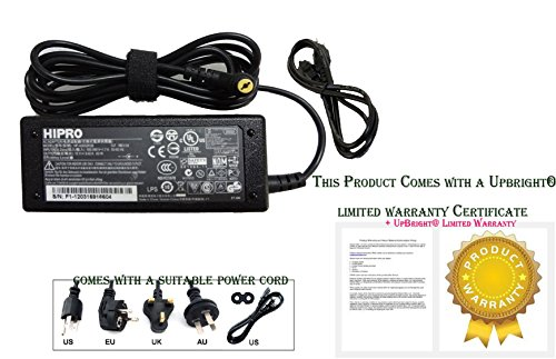 Price comparison product image Acer ADP-40PH BB BBH DA-40A19 Lcd Monitor Ac Power Adapter Cord 40 Watt
