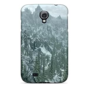 New Shockproof Protection Cases Covers For Galaxy S4/ Skyrim On Top Of The World Cases Covers