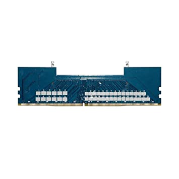 likeitwell Tarjeta de Memoria para Ordenador portátil, Tarjeta de Memoria de Ordenador de sobremesa, Adaptador para DDR4: Amazon.es: Electrónica