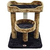 Go Pet Club Cat Scratcher Condo Furniture F3019