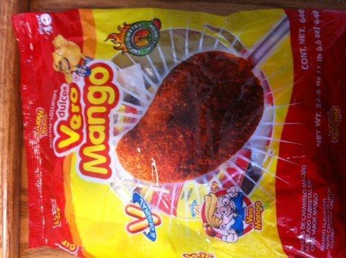 Mexican Lolipops / Vero Mango