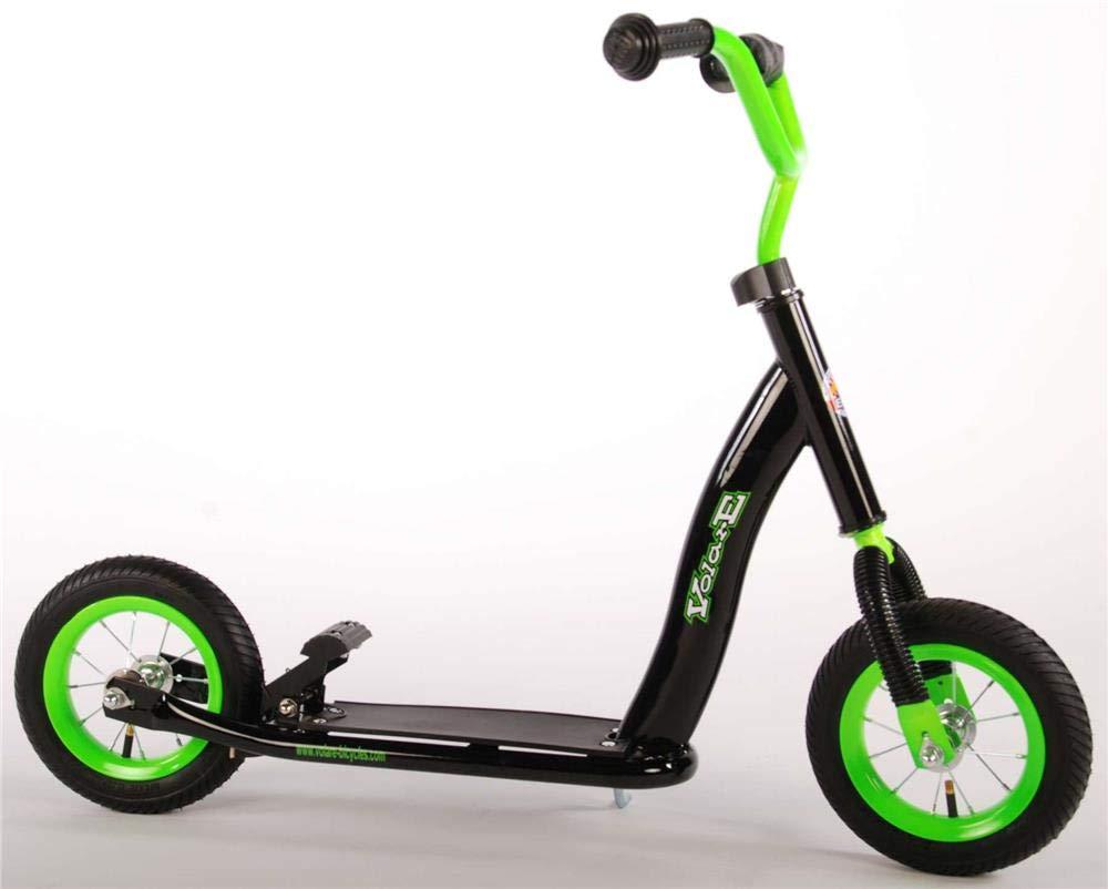 schwarz Grün Volare Autoped Scooter 10