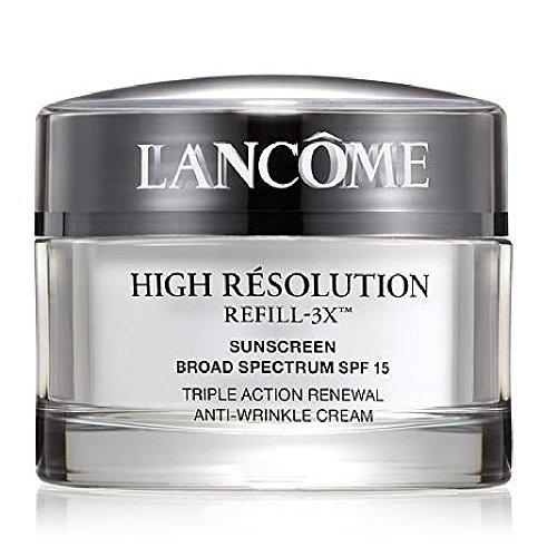 High Resolution Refill 3x Triple Action Renewal Anti-wrinkle Cream 1.7 Oz