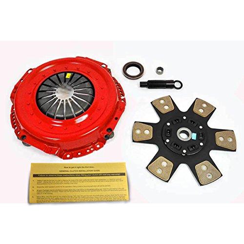 EFT RACING STAGE 3 CLUTCH KIT 04-06 DODGE RAM 1500 VIPER TRUCK SRT-10 8.3L V10