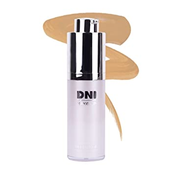 Maquillaje fluido efecto tensor, Resolutive, 30ml · nº 1, Tono piel clara, DNI MAKE UP: Amazon.es: Salud y cuidado personal