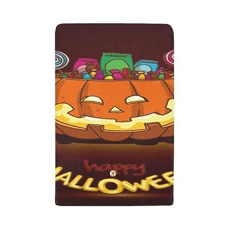 Unique Custom Halloween Happy Pumpkin Basket Caramelos ...