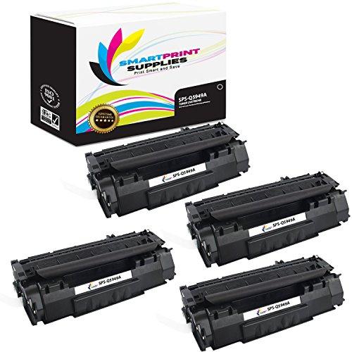 Smart Print Supplies Compatible 49A Q5949A Black Toner Cartridge Replacement for HP Laserjet 1160 1320 Printers (2,500 Pages) - 4 ()