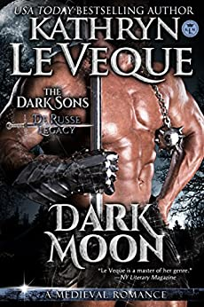 Dark Moon (The de Russe Legacy Book 6) by [Le Veque, Kathryn]