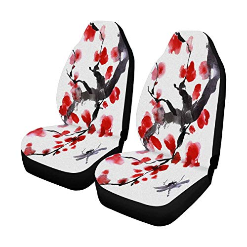 Cherry Blossom Car Seat Cover