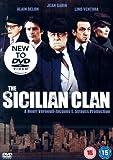 The Sicilian Clan (Dvd) [ UK Import ]