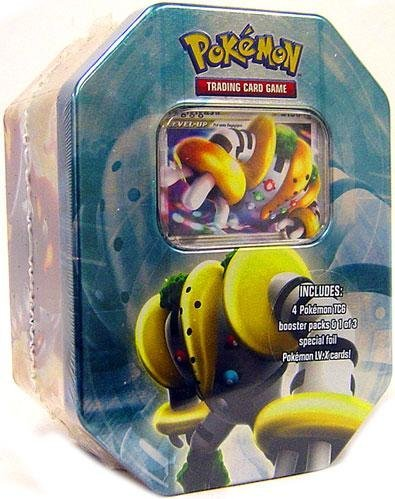 Pokemon DP - 2008 Collectors Tin Set - REGIGIGAS ()