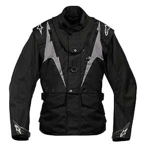 Mx Jacket Alpinestars Venture Negro-Gris (L , Negro)