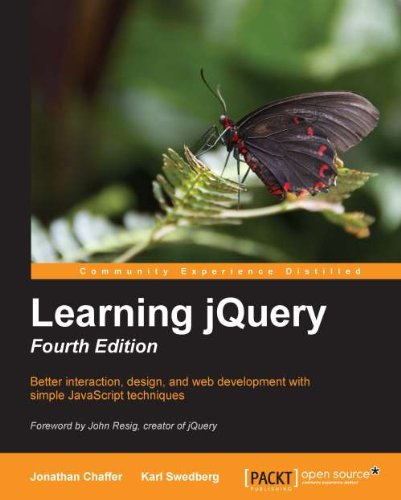 Download Learning jQuery Fourth Edition Pdf