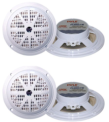 PLMR51W 2 Way Waterproof Marine Speakers
