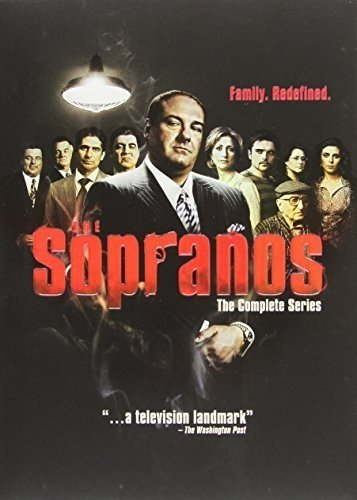 The Sopranos: The Complete Series Various HBO 34102228 Drama