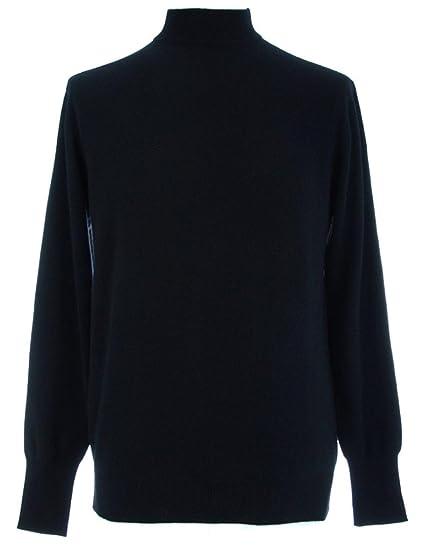 Shephe Mens Mock Turtleneck Cashmere Sweater At Amazon Mens
