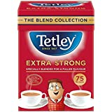 Tetley Extra Strong Tea Bags 75 pro Packung