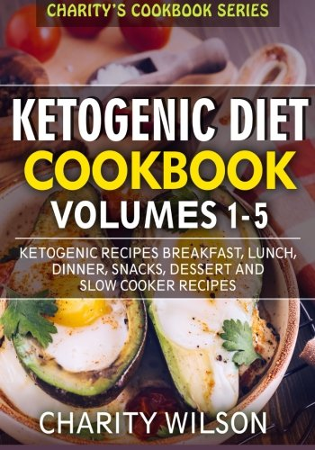 Ketogenic Diet Cookbook Volumes Breakfast