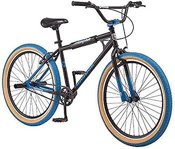 Mongoose Black Grudge BMX Bike