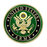 US Army Armed Forces Prayer Coin - Army Valor