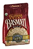 Farms California Brown Basmati Rice 1 Pounds (Case of 6)